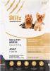 Blitz Adult Mini &Toy д/взрослых собак мелких и миниатюрных пород Курица/рис